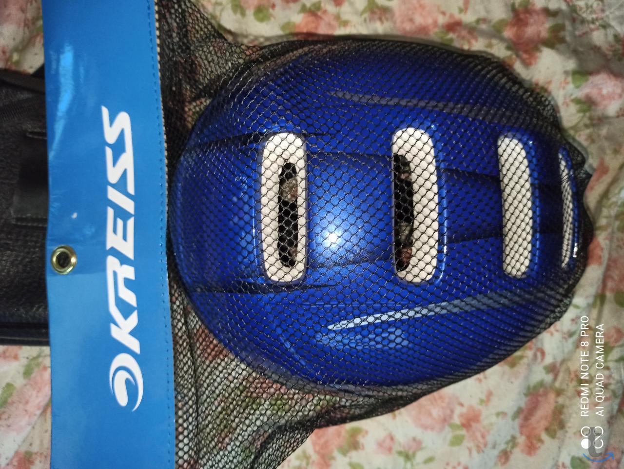 Шлем защитный размер головы (М) 55-59 см