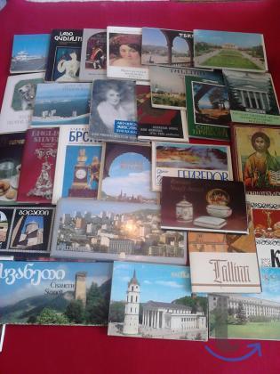 Объявление: Наборы открыток.. - Санкт-Петербург