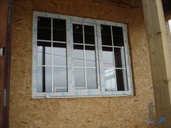 Окна пластиковые любых размеров