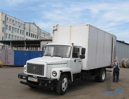 Фургон изотермическийна базе ГАЗ...