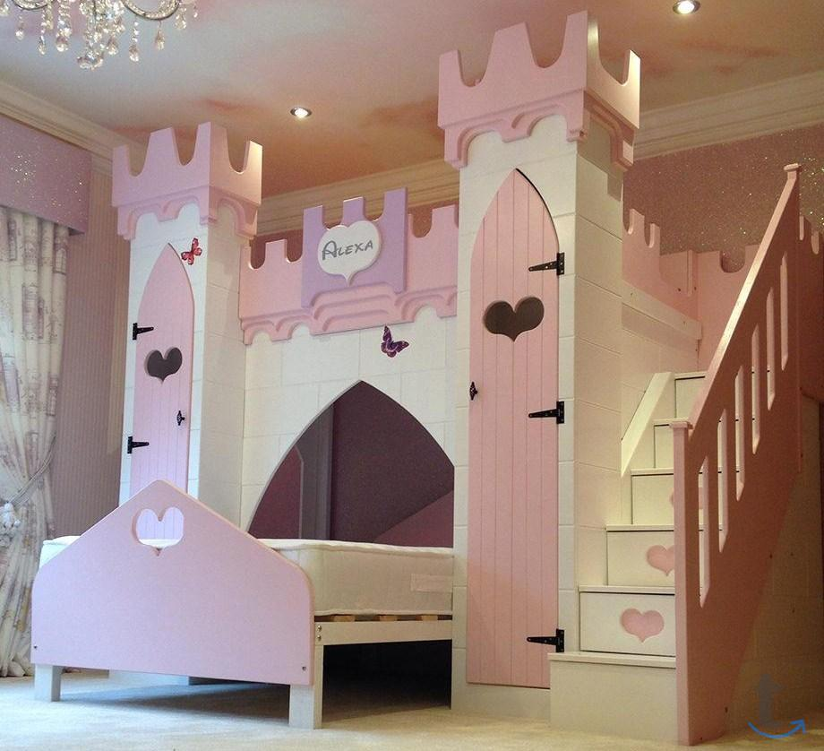 Детски кровать беседка,замок,чердак