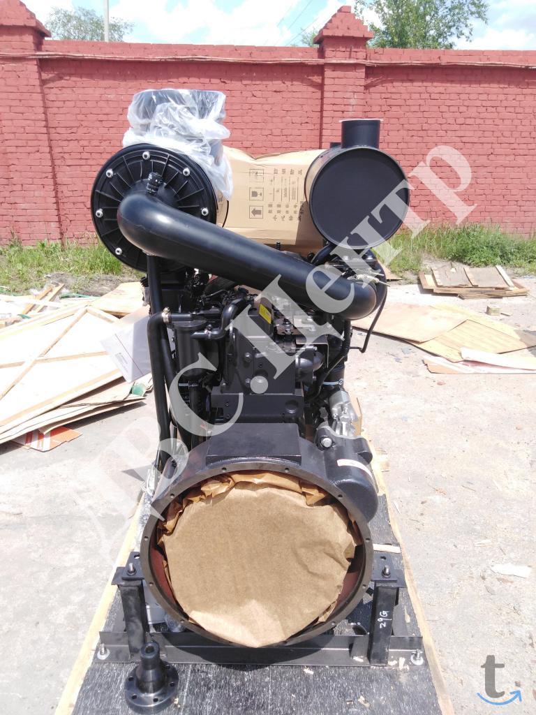 Двигатель Shanghai SC9D220G2B1 д...