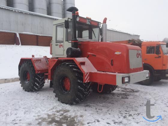 Трактор Кировец К-701 после капр...