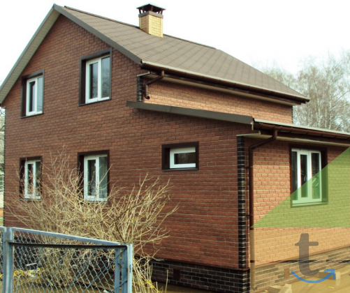 Фасадные панели Кирпич Альта-Про...