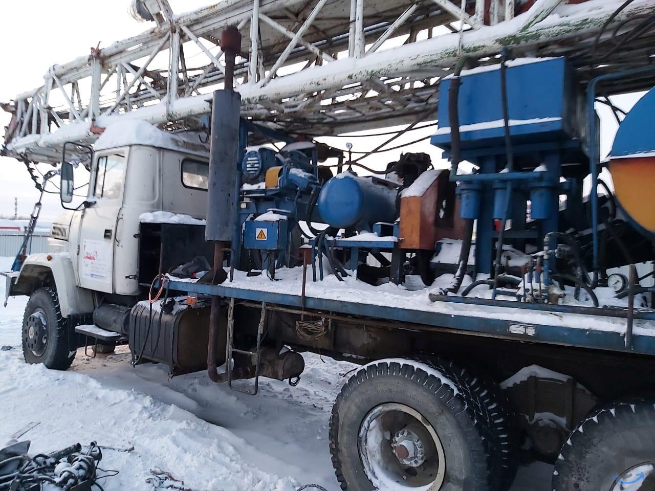 УПА 60/80 на шасси КрАЗ-63221 /2...