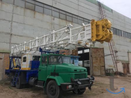АПРС-50К на шасси КрАЗ-65053/201...