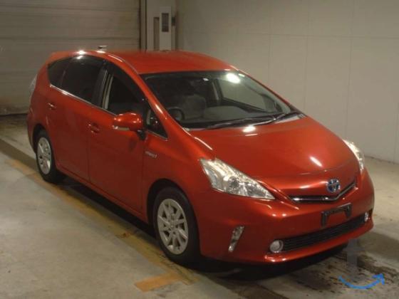 Минивэн 7 мест гибрид Toyota Pri...