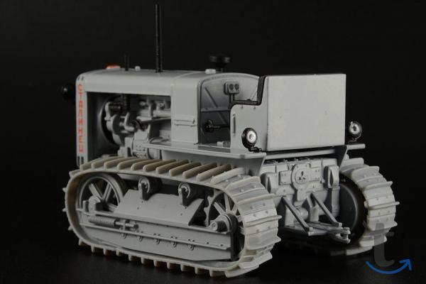 Модель Трактор Сталинец-65
