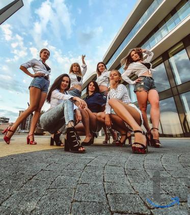 Танцы для девушек   Новороссийск