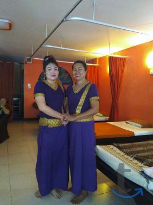 Тайские массажистки ищут работод...