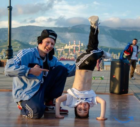 Уличные танцы — обучение танцам ...