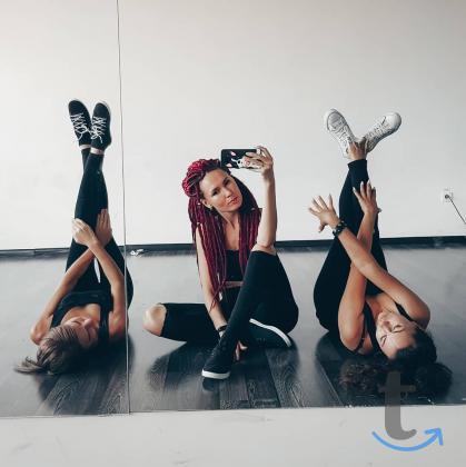 Обучение Go-Go dance в Новоросси...