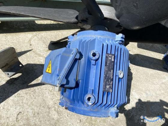 Электродвигатели 1,7 кВт 730 об/...