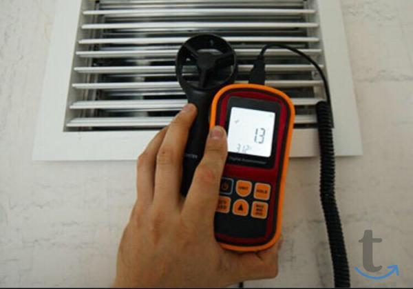 Проверка вентиляции и дымоходов