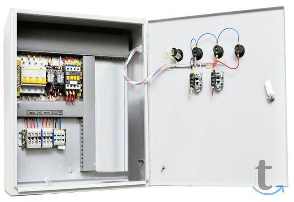 Шкафы управления вентиляцией и в...