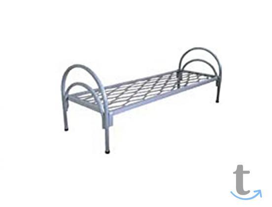 Кровати металлические дешевые дл...
